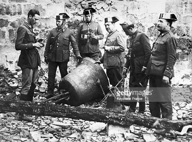 Rebellion In The Asturias In 1934