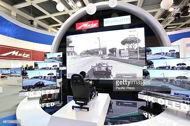 Recent electronic devices technologies and home appliances exposed during 55th IFA consumer electronics unlimited 2015 at Messe Berlin