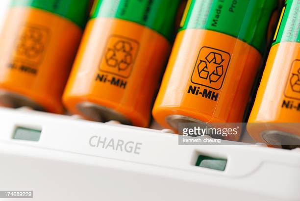 Rechargeable NiMH Batteries