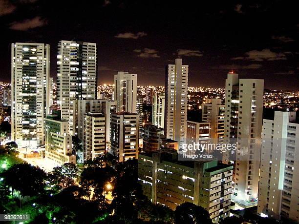 Recife at night