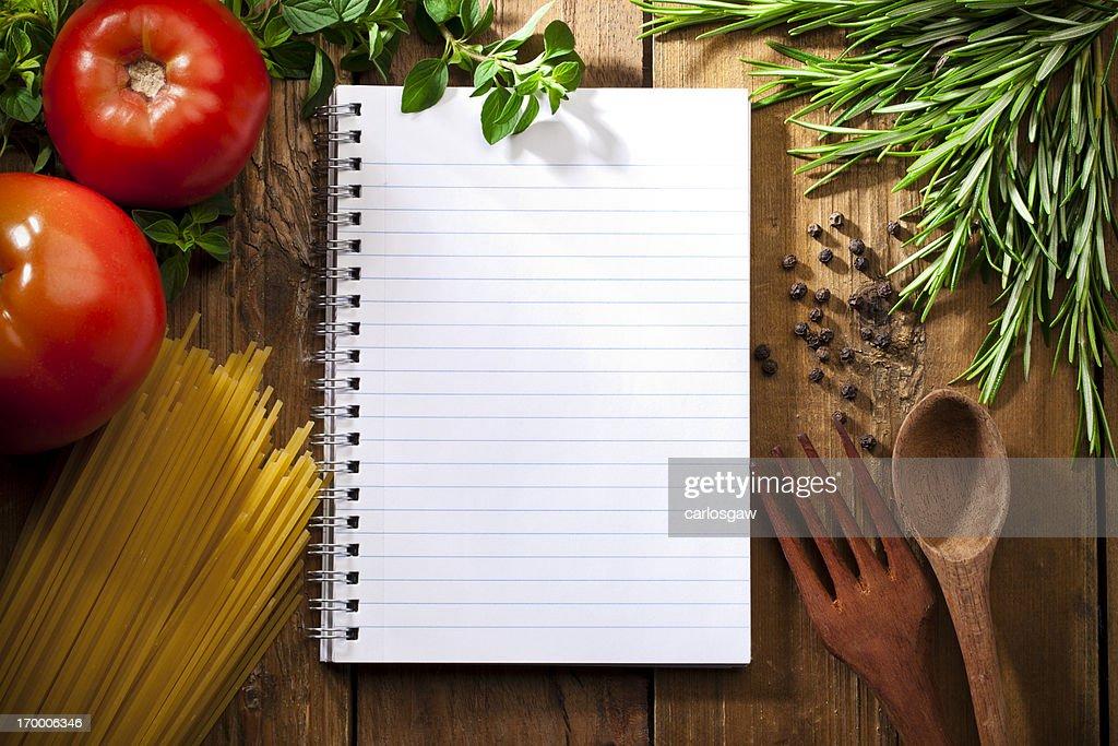 Recipe Notepad