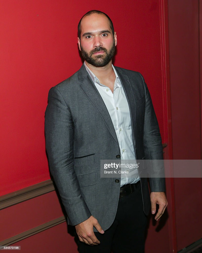 Recipient of The John Gassner Award for 'The Royale', Marco Ramirez attends the 66th Annual Outer Critics Circle Theatre Awards held at Sardi's on May 26, 2016 in New York City.