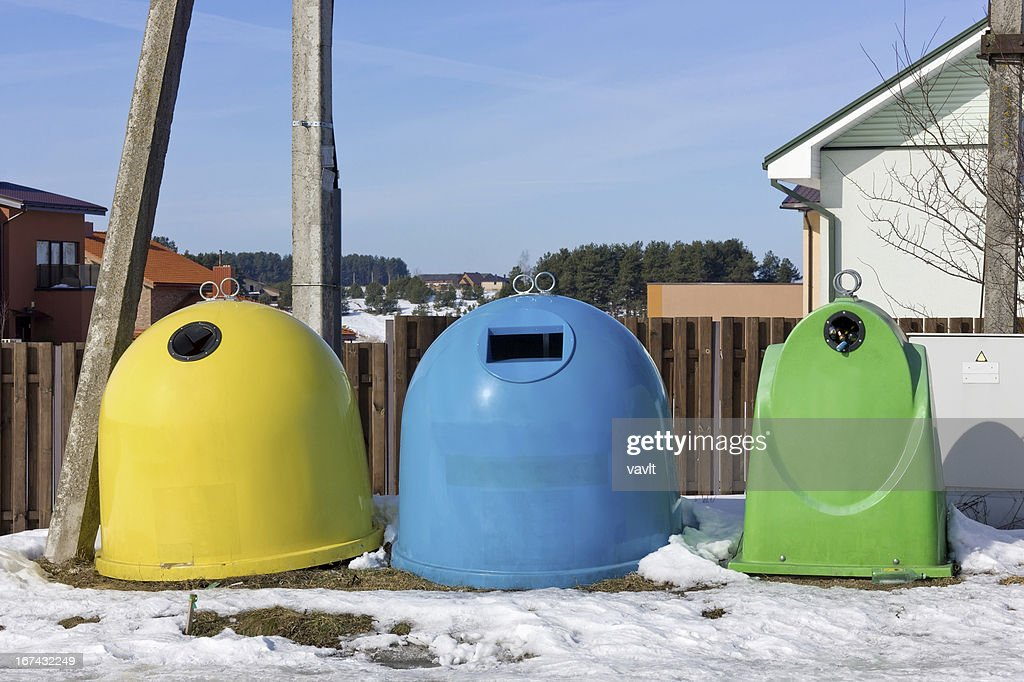 Recirculation  country systems concept : Stock Photo