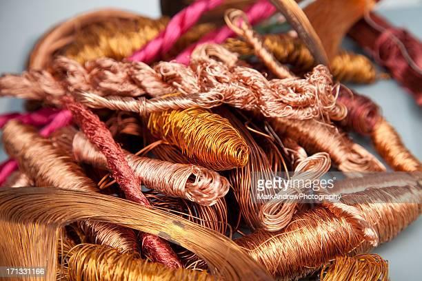 Reclaimed copper