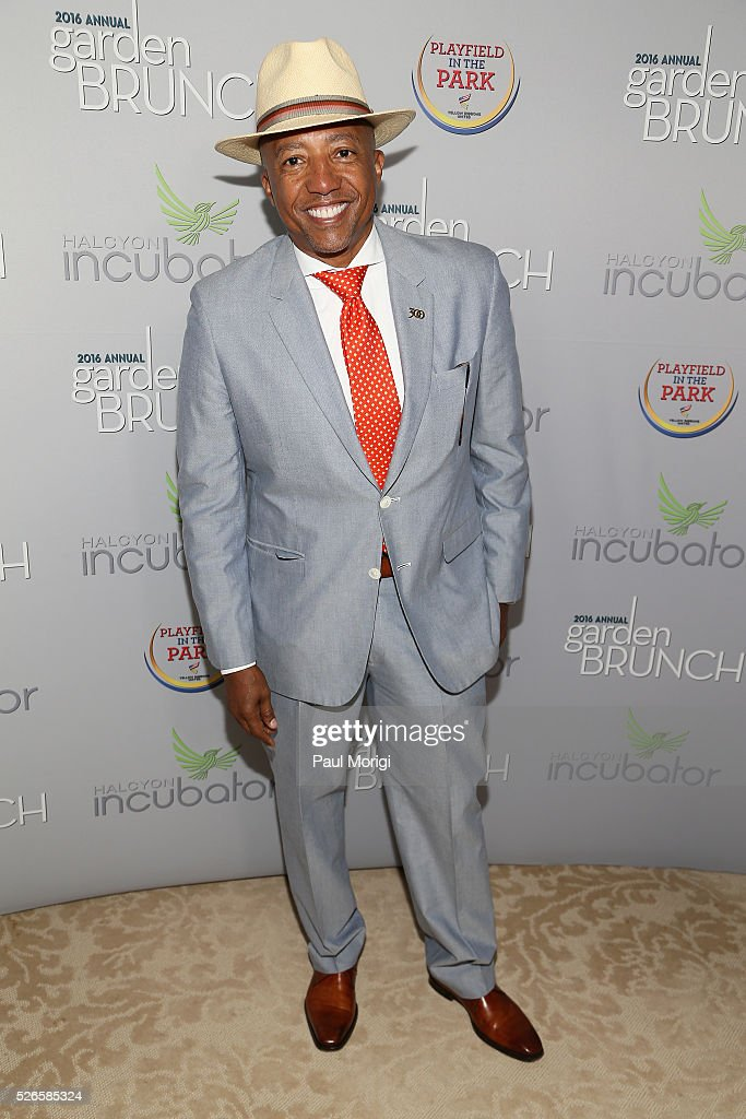 Record executive <a gi-track='captionPersonalityLinkClicked' href=/galleries/search?phrase=Kevin+Liles&family=editorial&specificpeople=236082 ng-click='$event.stopPropagation()'>Kevin Liles</a> attends the Garden Brunch prior to the 102nd White House Correspondents' Association Dinner at the Beall-Washington House on April 30, 2016 in Washington, DC.
