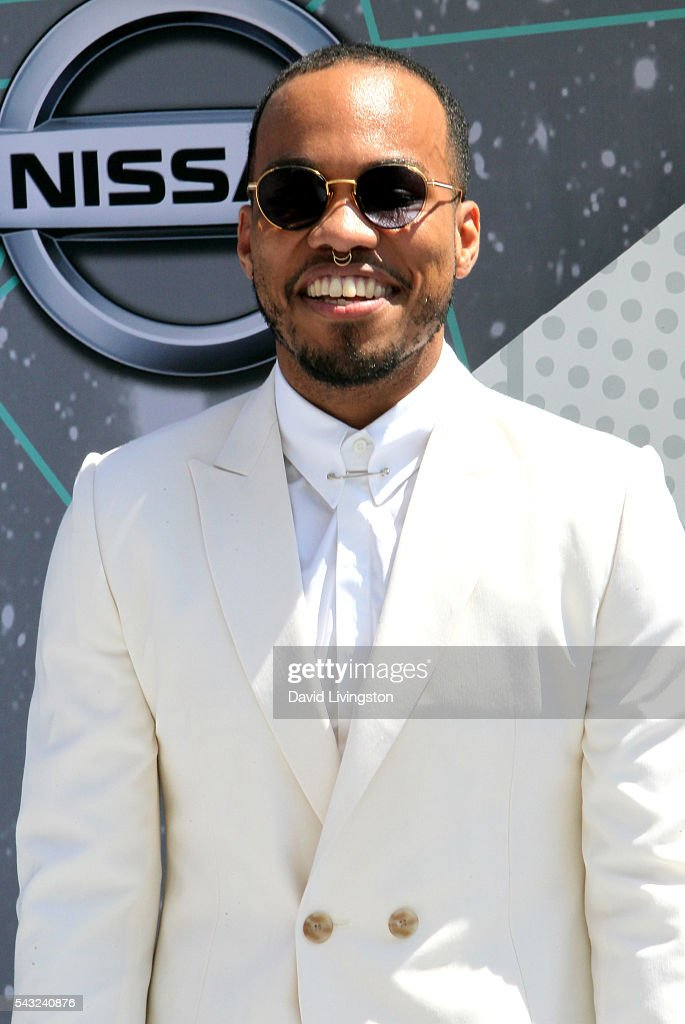 Record producer Anderson .Paak attends the 2016 BET Awards at Microsoft Theater on June 26, 2016 in Los Angeles, California.