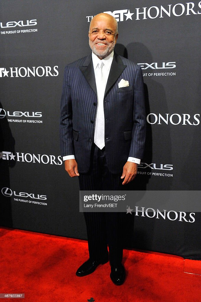 Record producer Berry Gordy attends BET Honors 2014 at Warner Theatre on February 8, 2014 in Washington, DC.
