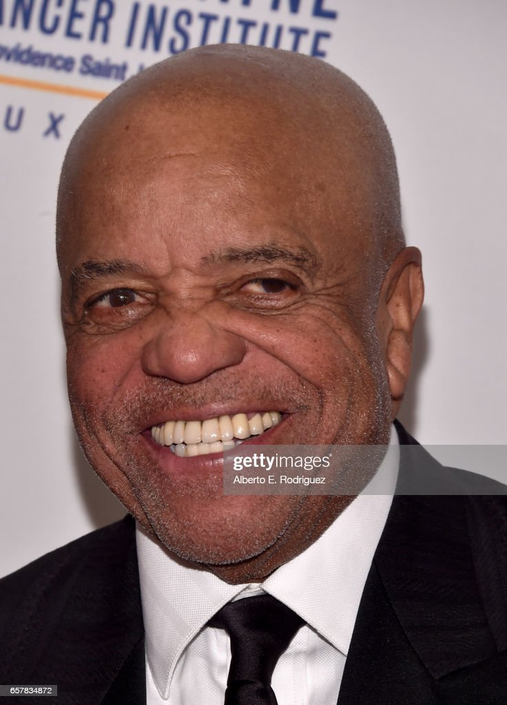 Record producer Berry Gordy attends John Wayne Cancer Institute Auxiliary's 32nd annual Odyssey Ball at the Beverly Wilshire Four Seasons Hotel on March 25, 2017 in Beverly Hills, California.