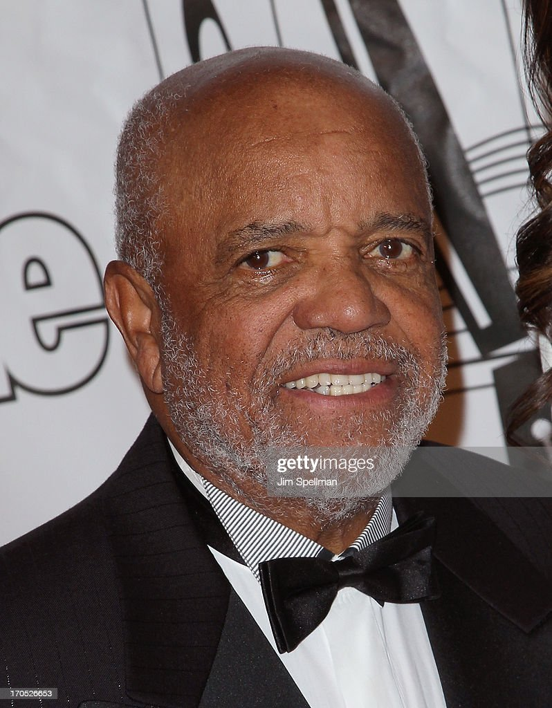 Record Producer Berry Gordy attends the 2013 Songwriters Hall Of Fame Gala at Marriott Marquis Hotel on June 13, 2013 in New York City.