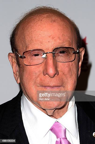 Record Producer Clive Davis attends the 2015 Acting Company Fall Gala at Capitale on November 9 2015 in New York City