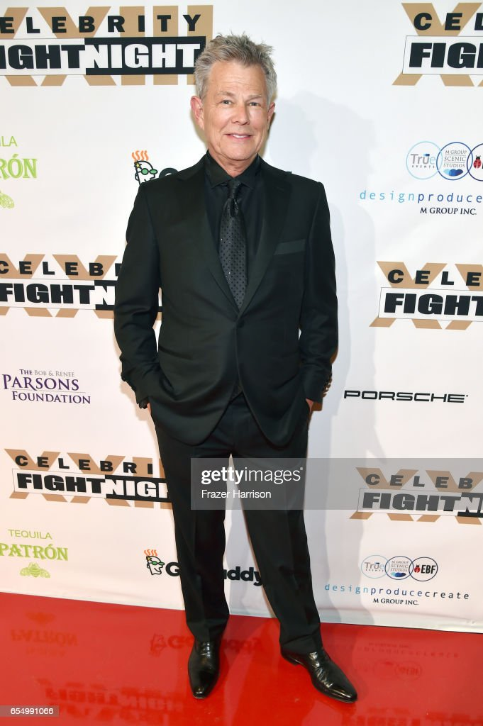 Record producer David Foster attends Muhammad Ali's Celebrity Fight Night XXIII at the JW Marriott Desert Ridge Resort & Spa on March 18, 2017 in Phoenix, Arizona.