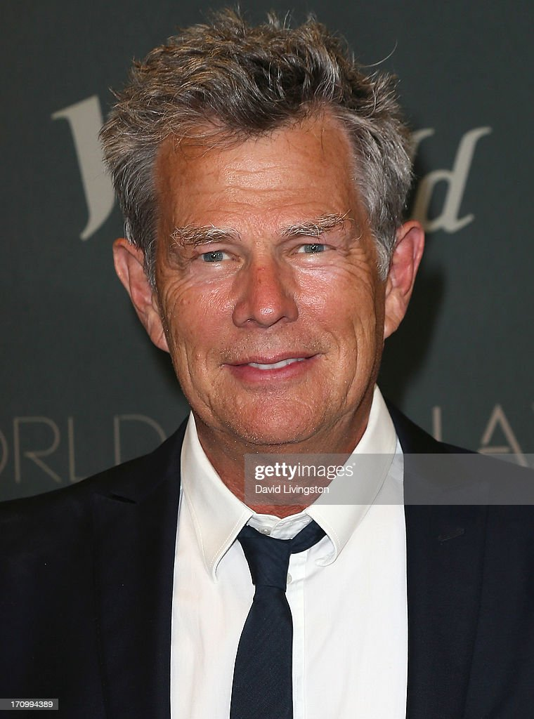 Record producer <a gi-track='captionPersonalityLinkClicked' href=/galleries/search?phrase=David+Foster&family=editorial&specificpeople=210611 ng-click='$event.stopPropagation()'>David Foster</a> attends the grand opening of the new Tom Bradley International Terminal at LAX Airport presented by Los Angeles World Airports (LAWA) and Westfield on June 20, 2013 in Los Angeles, California.