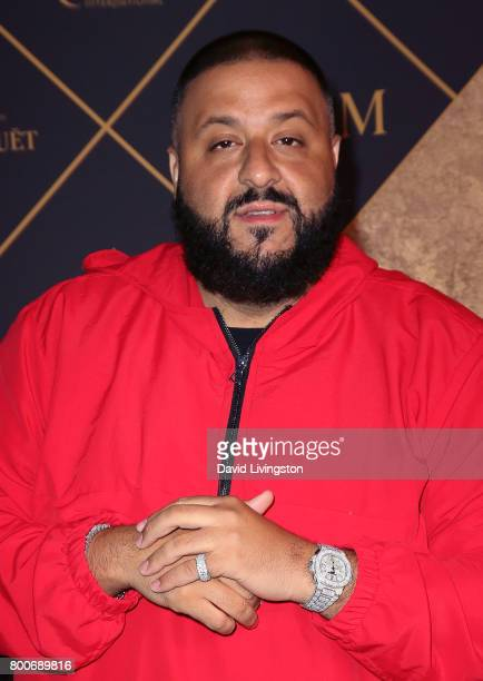 Record producer DJ Khaled attends the 2017 MAXIM Hot 100 Party at the Hollywood Palladium on June 24 2017 in Los Angeles California