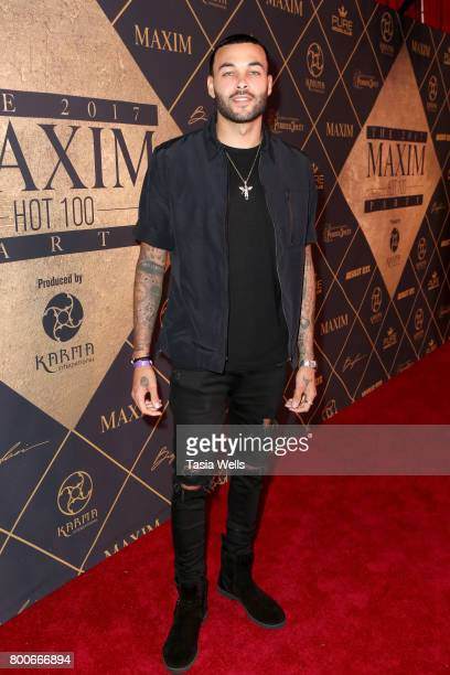 Record producer Don Benjamin attends the 2017 MAXIM Hot 100 Party at Hollywood Palladium on June 24 2017 in Los Angeles California