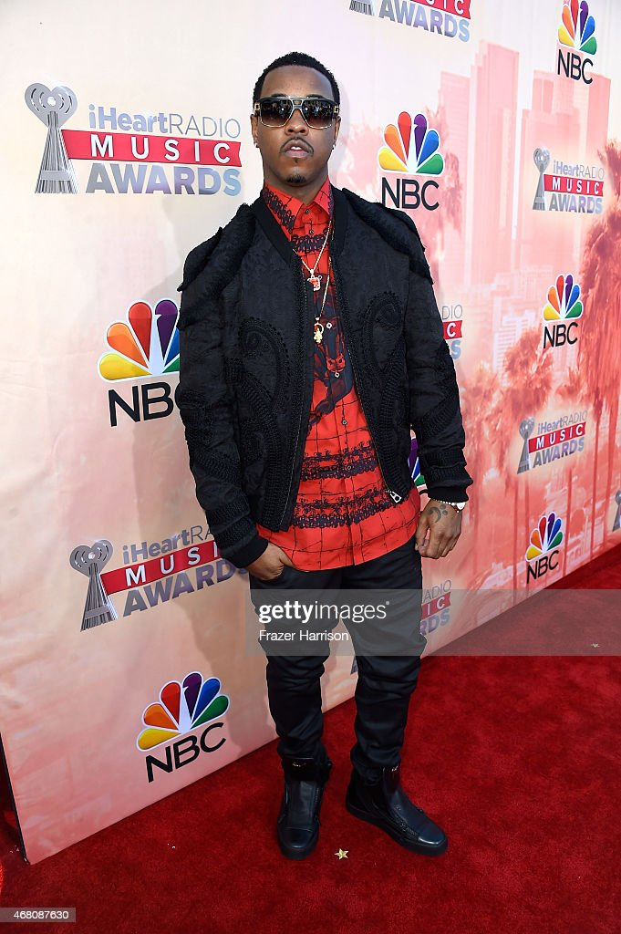Record producer Jeremih attends the 2015 iHeartRadio Music Awards which broadcasted live on NBC from The Shrine Auditorium on March 29, 2015 in Los Angeles, California.