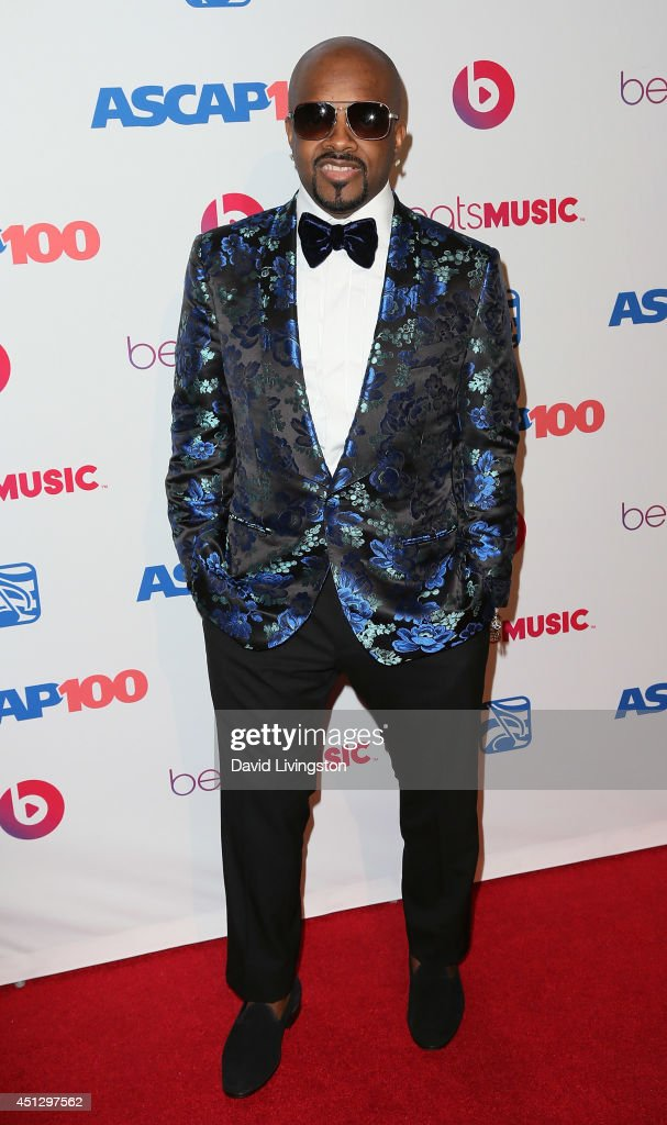 Record producer <a gi-track='captionPersonalityLinkClicked' href=/galleries/search?phrase=Jermaine+Dupri&family=editorial&specificpeople=201712 ng-click='$event.stopPropagation()'>Jermaine Dupri</a> attends the ASCAP 27th Annual Rhythm & Soul Music Awards at The Beverly Hilton Hotel on June 26, 2014 in Beverly Hills, California.