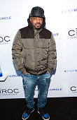Record producer Jermaine Dupri attends the Sean Diddy Combs 'Step Into The Circle' Times Square Takeover in Times Square on November 19 2014 in New...