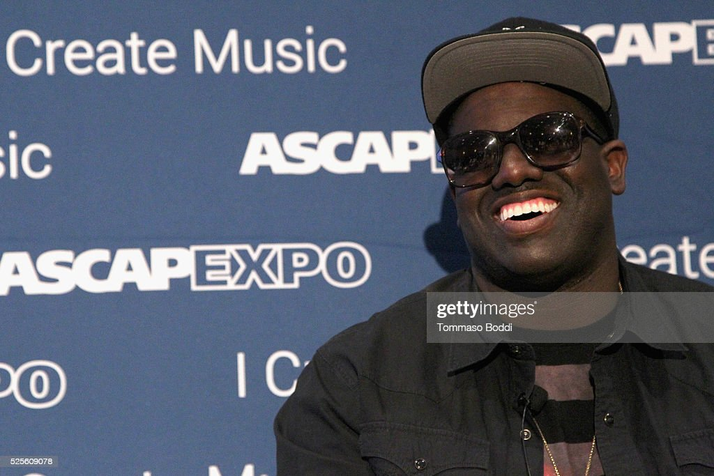 Record producer Warryn Campbell speaks onstage during the iWrite:Master Session during the 2016 ASCAP 'I Create Music' EXPO on April 28, 2016 in Los Angeles, California.