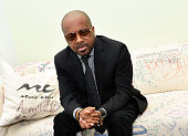 Record producer/songwriter Jermaine Dupri visits Music Choice on January 25 2016 in New York City