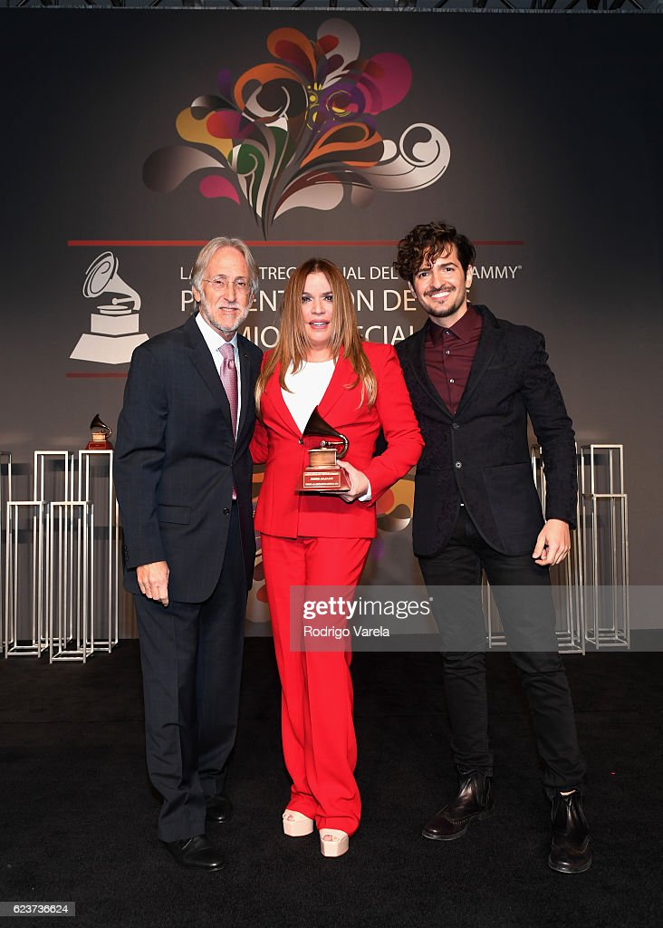 The 17th Annual Latin Grammy Awards - 2016 Latin Recording Academy Special Awards