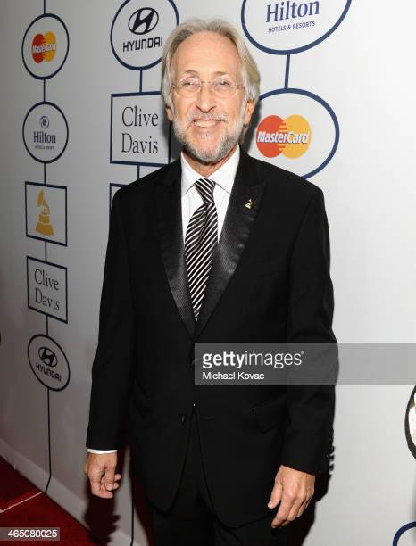 Recording Academy President/CEO Neil Portnow attends the 56th annual GRAMMY Awards PreGRAMMY Gala and Salute to Industry Icons honoring Lucian...