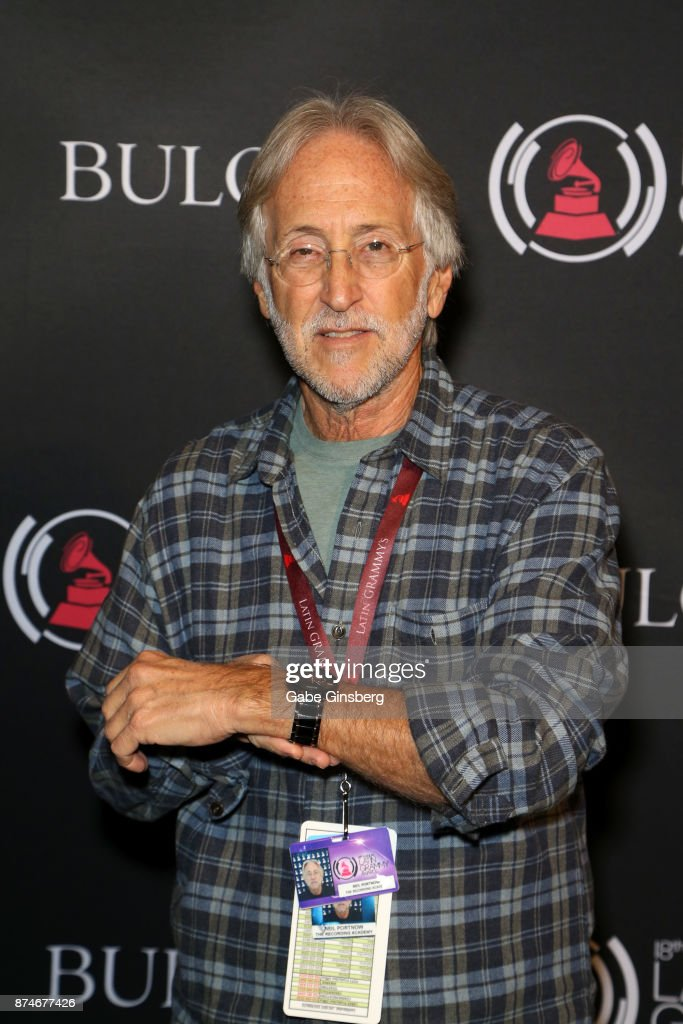 Recording Academy President/CEO Neil Portnow attends the gift lounge during the 18th annual Latin Grammy Awards at MGM Grand Garden Arena on November 15, 2017 in Las Vegas, Nevada.