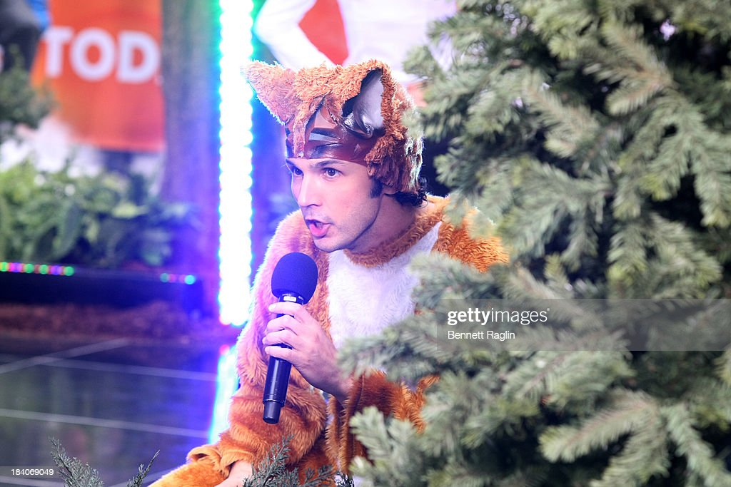 """YLVIS Performs On NBC's """"Today"""""""