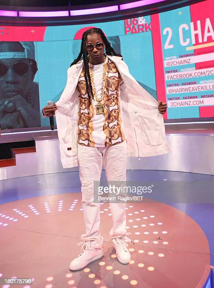 Recording artist 2 Chainz attends 106 Park at 106 Park Studio on September 9 2013 in New York City