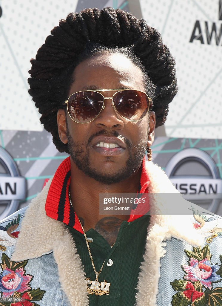 Recording artist <a gi-track='captionPersonalityLinkClicked' href=/galleries/search?phrase=2+Chainz&family=editorial&specificpeople=8559144 ng-click='$event.stopPropagation()'>2 Chainz</a> attends the Make A Wish VIP Experience at the 2016 BET Awards on June 26, 2016 in Los Angeles, California.