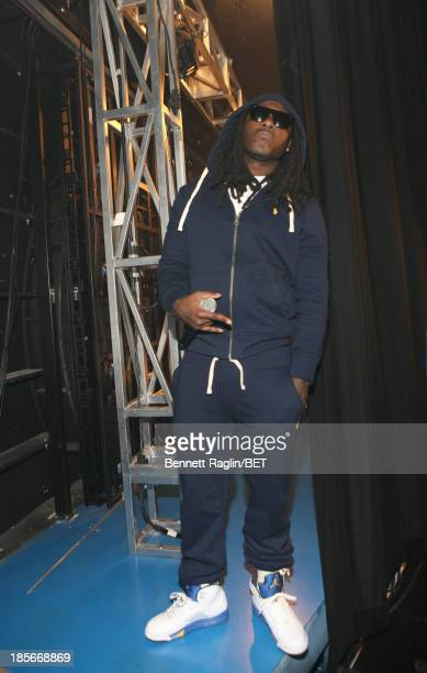 Recording artist Ace Hood visits 106 Park at 106 Park studio on October 22 2013 in New York City