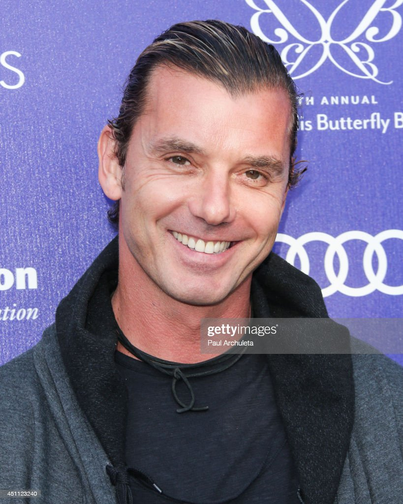 Recording Artist / Actor Gavin Rossdale attends the 13th Annual Chrysalis Butterfly Ball at a private Mandeville Canyon Estate on June 7, 2014 in Los Angeles, California.
