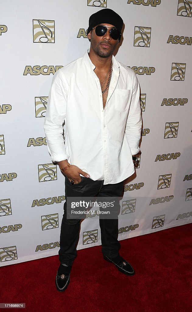 Recording artist Alex Jacke attends The American Society of Composers, Authors and Publishers (ASCAP) 26th Annual Rhythm & Soul Music Awards at The Beverly Hilton Hotel on June 27, 2013 in Beverly Hills, California.