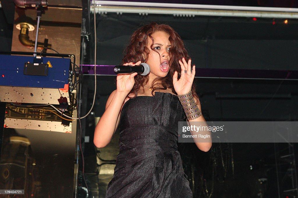Alexis Jordan In Concert - January 21, 2011