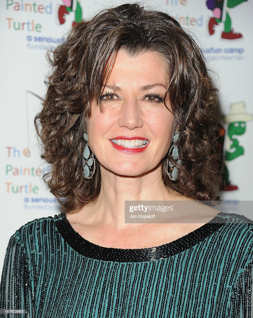 Recording artist Amy Grant arrives at A Celebration Of Carole King And Her Music To Benefit Paul Newman's The Painted Turtle Camp at Dolby Theatre on December 4, 2012 in Hollywood, California.