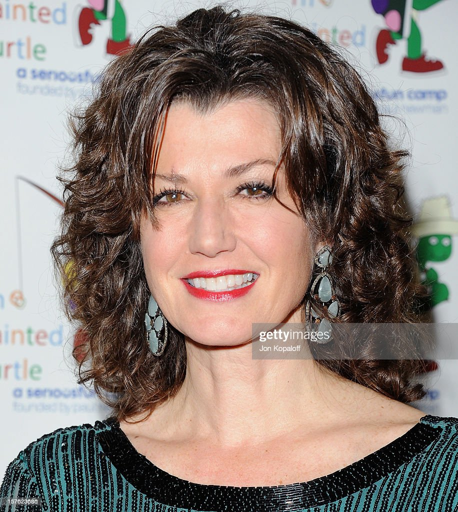 Recording artist <a gi-track='captionPersonalityLinkClicked' href=/galleries/search?phrase=Amy+Grant&family=editorial&specificpeople=240521 ng-click='$event.stopPropagation()'>Amy Grant</a> arrives at A Celebration Of Carole King And Her Music To Benefit Paul Newman's The Painted Turtle Camp at Dolby Theatre on December 4, 2012 in Hollywood, California.