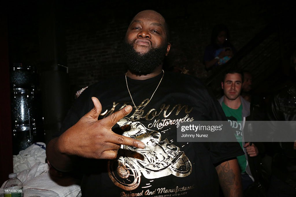 Recording artist and activist Killer Mike attends Hot 97's Who's Next Live: Reggae Edition at S.O.B.'s on April 24, 2013 in New York City.