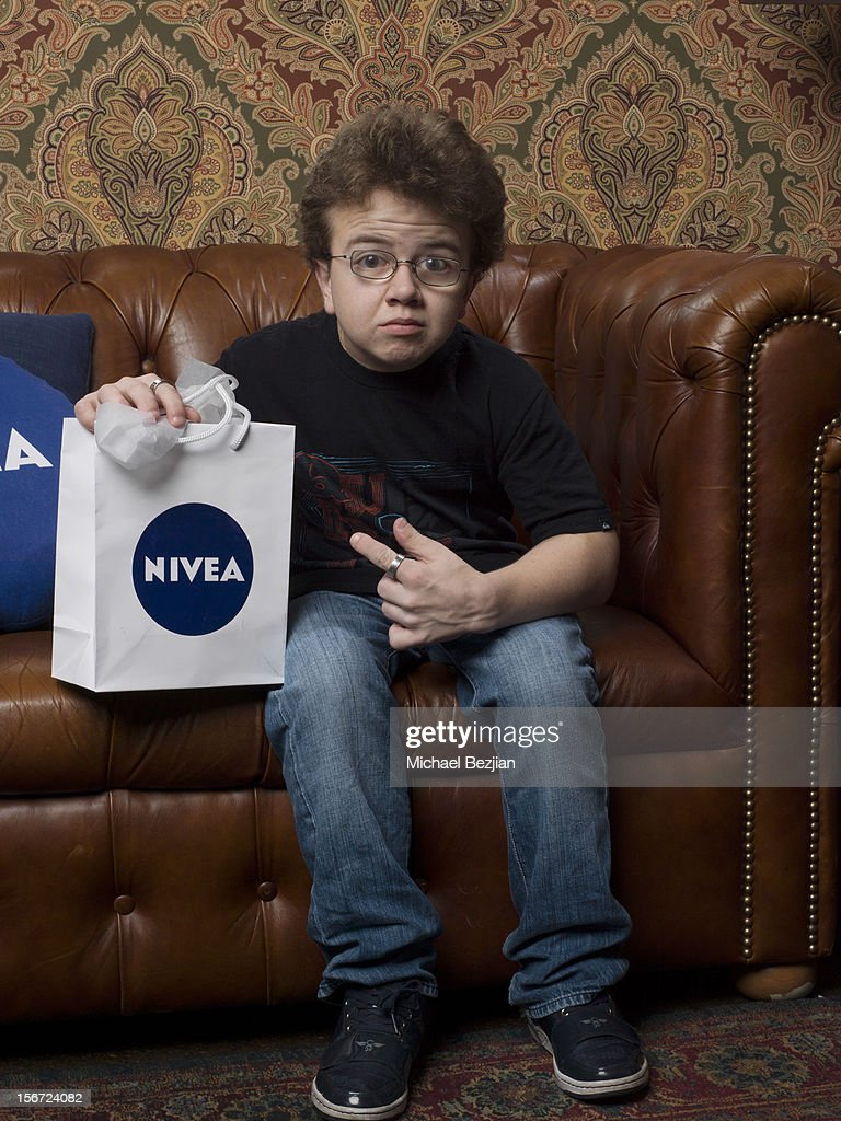 Recording artist and youtube sensation Keenan Cahill attends Interscope Records AMA After Party Hosted By NIVEA Lip Butters Ciroc Ultra Premium Vodka...