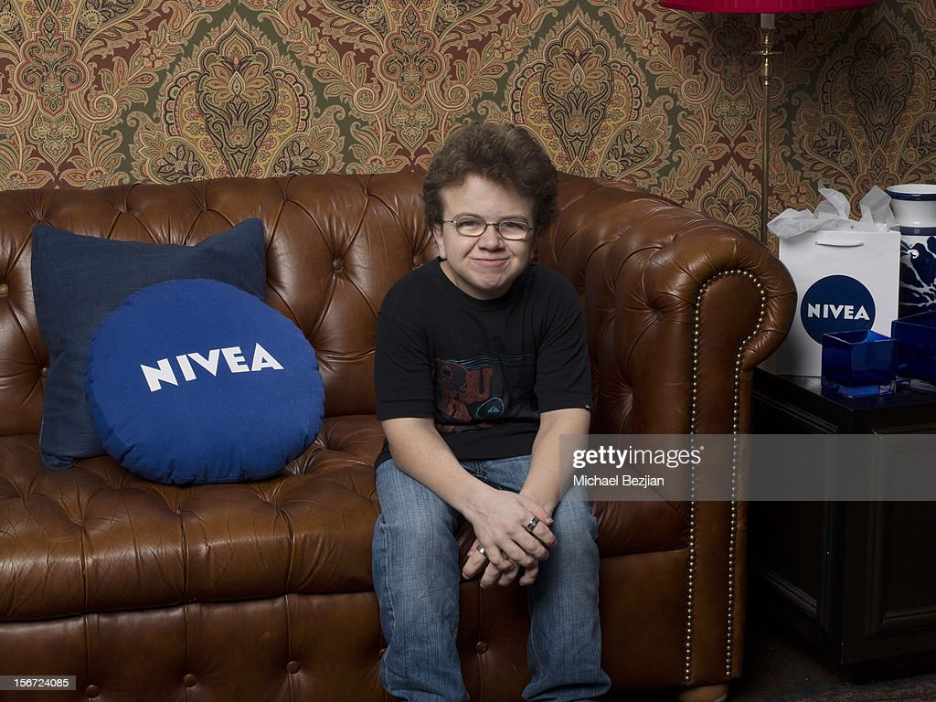 Recording artist and youtube sensation Keenan Cahill attends Interscope Records AMA After Party Hosted By NIVEA Lip Butters & Ciroc Ultra Premium Vodka Portraits Inside on November 18, 2012 in Los Angeles, California.