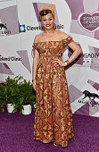 Recording artist Andra Day attends Keep Memory Alive's 20th Annual Power Of Love Gala at the MGM Grand Garden Arena on May 21 2016 in Las Vegas City