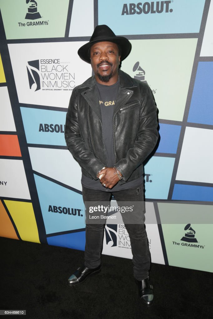 Recording artist Anthony Hamilton attends 2017 Essence Black Women in Music at NeueHouse Hollywood on February 9, 2017 in Los Angeles, California.