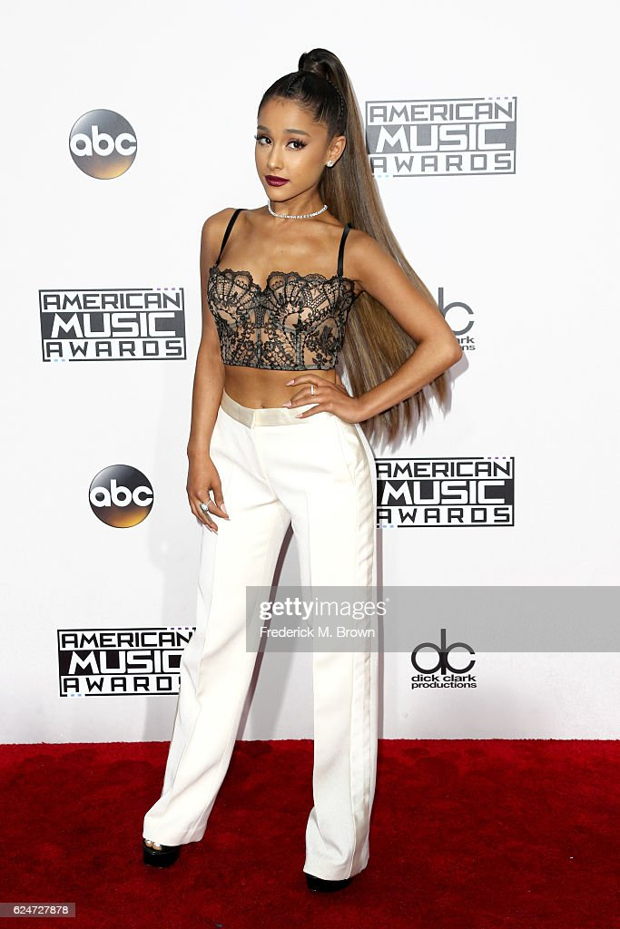 recording-artist-ariana-grande-attends-the-2016-american-music-awards-picture-id624727878