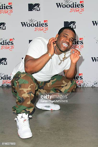 Recording artist ASAP Ferg attends the 2016 MTV Woodies/10 For 16 on March 16 2016 in Austin Texas