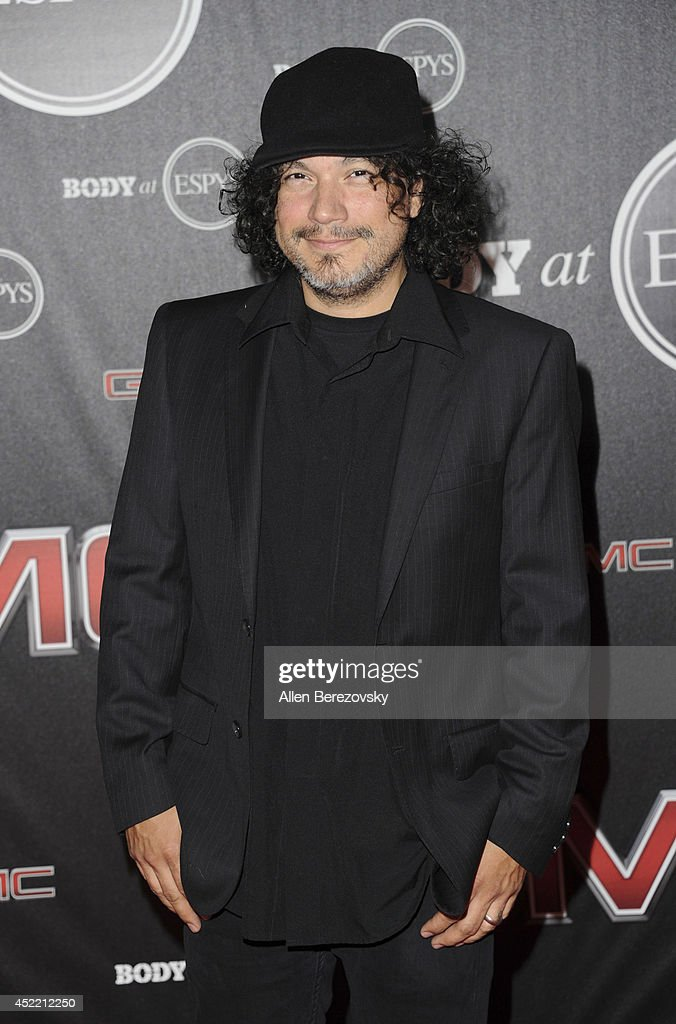 Recording artist Asdru Sierra attends ESPN Presents BODY At ESPYS PreParty at Lure on July 15 2014 in Hollywood California