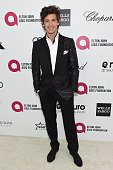 Recording artist Asher Monroe attends the 23rd Annual Elton John AIDS Foundation Academy Awards Viewing Party on February 22 2015 in Los Angeles...