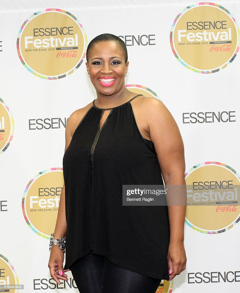 Recording artist Avery Sunshine attends the 2013 Essence Festival at the Mercedes-Benz Superdome on July 6, 2013 in New Orleans, Louisiana.