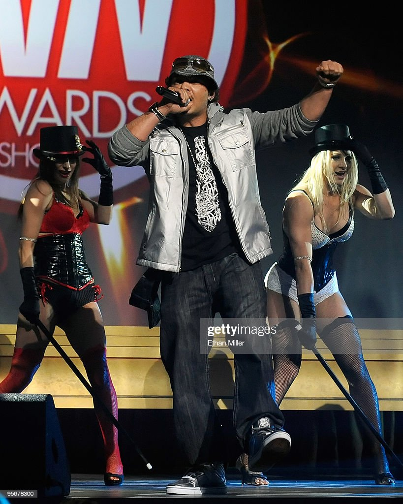 Adult Video News Awards At The Palms - Show
