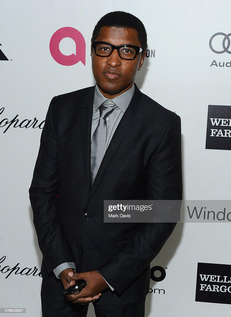 Recording artist Babyface attends the 22nd Annual Elton John AIDS Foundation's Oscar Viewing Party on March 2, 2014 in Los Angeles, California.