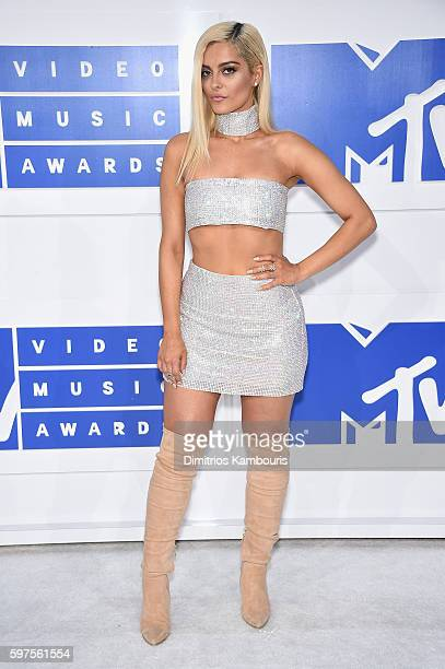 Recording artist Bebe Rexha attends the 2016 MTV Video Music Awards at Madison Square Garden on August 28 2016 in New York City