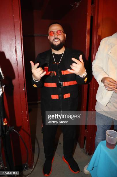 Recording artist Belly backstage at SOB's on November 14 2017 in New York City