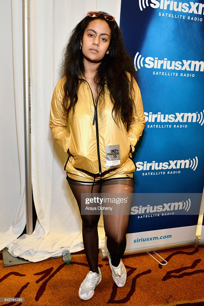 Recording artist Bibi Bourelly attends the radio broadcast center during the 2016 BET Experience at the JW Marriott Los Angeles L.A. Live on June 24, 2016 in Los Angeles, California.